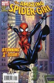 Amazing Spider-girl Comics